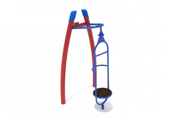 Get Physical Series Standing Orbital Spinner