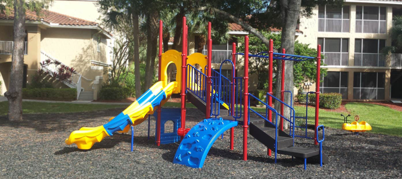 In-Stock Playgrounds!