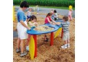2-Basin Accessible Sand & Water Table