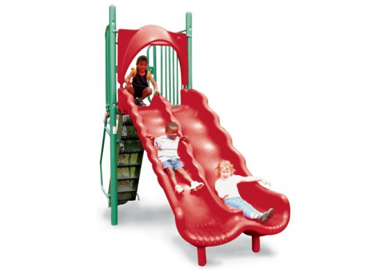 5 feet high Rumble Seat Slide