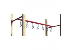 Trapeze Rung Horizontal Ladder