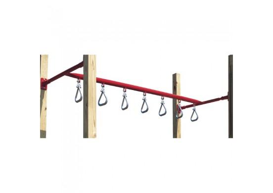 Trapeze Rung Horizontal Ladder