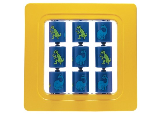 Rotomolded Dinosaur Activity Panel