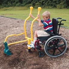 Accessible E-Z Digger