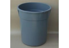 Trash Receptacle Rigid Plastic Liner