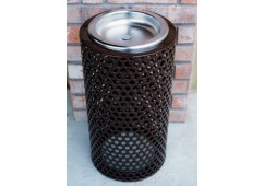 Perforated Tall Ash Urn