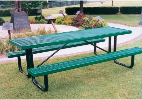 Regal Portable Frame Rectangle Picnic Table