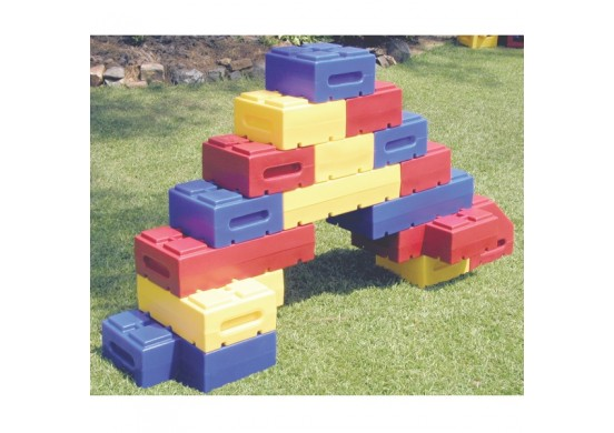 Stack Building Blocks