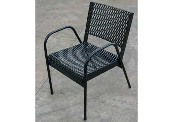 Expanded Steel Chair