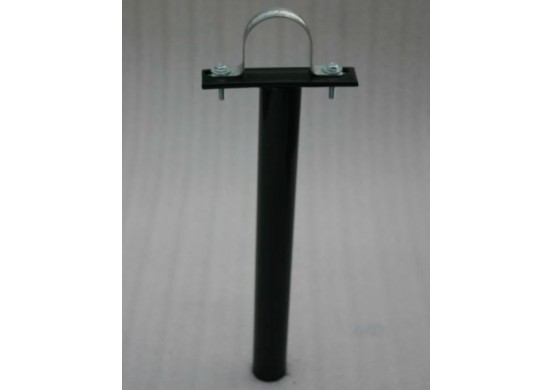 2-Pack In-Ground Posts for Portable Frames