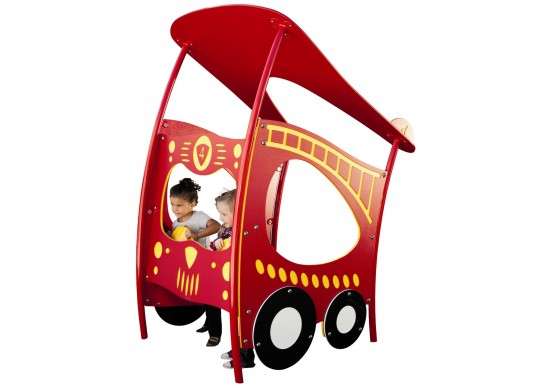 PlayTown Fire Truck