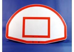 Basketball Backboard Painted Silkscreen Target