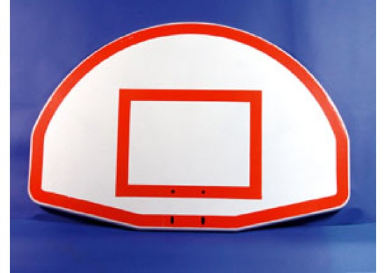 Basketball Backboard Painted Silkscreen Target