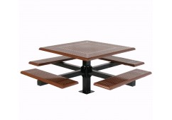 Square Cantilever Picnic Table