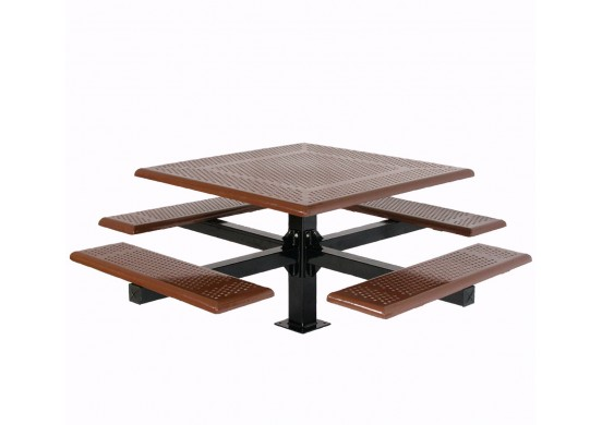 Square Cantilever Picnic Table