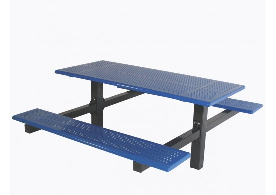 Rectangle Cantilever Picnic Table