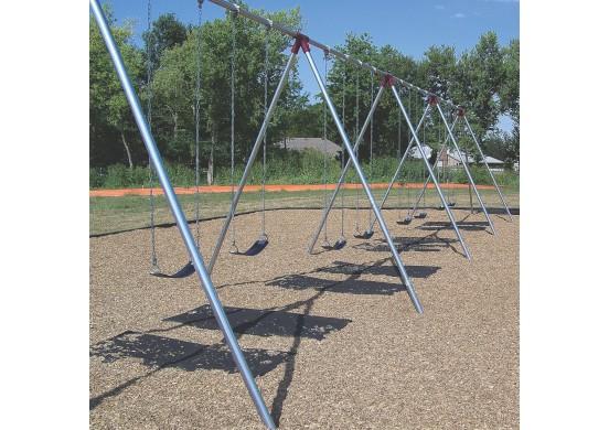 10 feet high Regal Tripod Swing