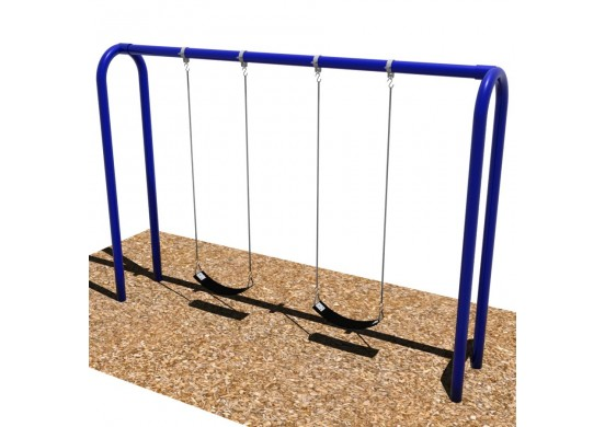 8 feet high Royal Arch Post Swing