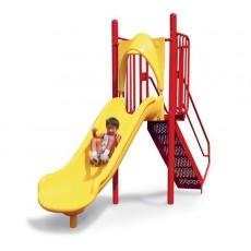 Straight Glide Slide