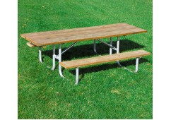 Wheelchair Accessible Standard-Duty Picnic Table
