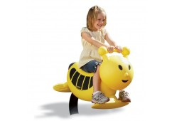 Funky Bumble Bee Spring Rider