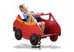 Funky Car Spring Rider