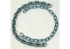 Zinc Chain (per foot)