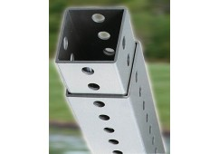 Steel Telescopic Mounting Square Post
