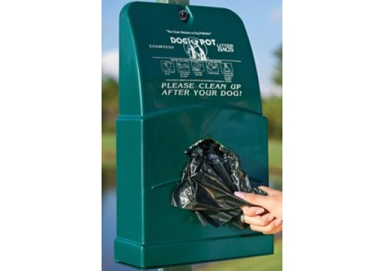 Polyethylene Junior Bag Dispenser