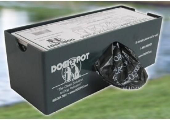 Polyethylene Single Roll BagDispenser