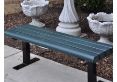 Creekside Style Recycled Plastic Bench