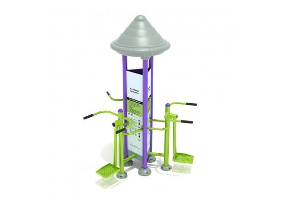 Royal Triple Station Pendulum Swing