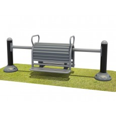 Single Station Sit and Stretch Swing