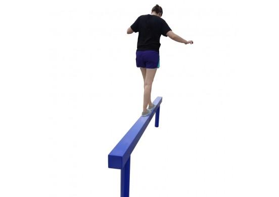 8-foot Straight Balance Beam
