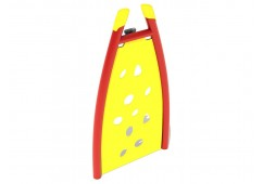 Curved PE Panel Climber Attachment
