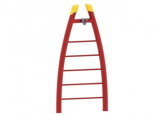 Straight Rung Vertical Ladder Attachment