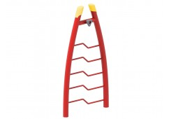Bent Rung Vertical Ladder Attachment