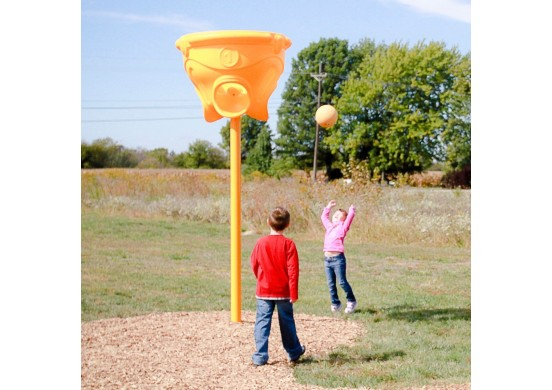 Funnel Ball Game