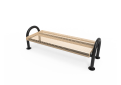 Diamond Pattern MOD Bench without Back