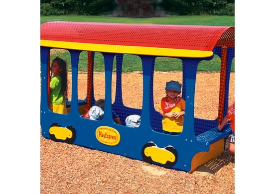 PlayExpress Sandbox Car