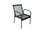 Diamond Pattern Stacking Chair