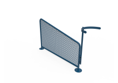 Golf Range Divider with Bag Holder