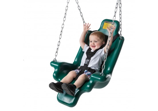 Small Adaptive Swing Seat