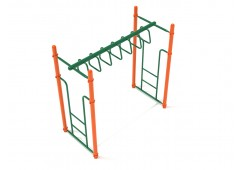 Straight Trapezoid Loop Ladder