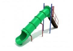 6 Foot Straight Tube Slide