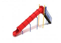 8 Foot Straight Tube Slide
