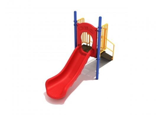 3 Foot Single Straight Slide