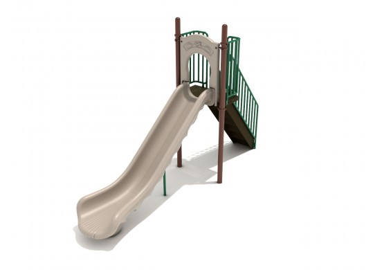 5 Foot Single Straight Slide