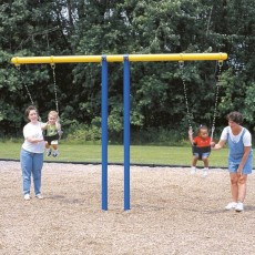 7 feet high Early Childhood T Swing