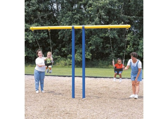 7 feet high Early Childhood T Swing